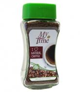Кофе MyTime Anti-Oxy (Май Тайм Анти-окси) 47,5 г, сублимированный кофе, стеклянная банка