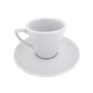 Кофейная пара, чашка (70мл) + блюдце