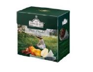 Чай черный Ahmad Tea Pear Strudel (Ахмад Грушевый Штрудель), байховый листовой (20 пирамидок по 1,8гр. в уп.)