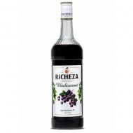Сироп RICHEZA (Ричеза) Черная смородина 1 л