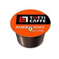 Кофе в капсулах Lavazza Blue Totti Americano (Лавацца Блю Тотти Американо) для кофемашин Лавацца Блю, упаковка 100 капсул по 8 г