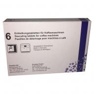 Таблетки для удаления накипи (декальцинация), 6 табл., коробка