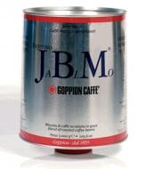 Goppion JaBlMo (Гоппион Ямайка Блю Маунтин), кофе в зернах (3кг), металлическая банка