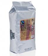 Goppion Nativo (Гоппион Нативо), органически чистый кофе в зёрнах (1кг), вакуумная упаковка с клапаном
