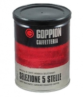 Гоппион Limited Edition № 9 250 г. кофе молотый, металлическая банка.