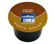 Кофе в капсулах Lavazza BLUE Espresso Crema Gusto Dolce (Лавацца Блю Эспрессо Крема Густо Дольче) для кофемашин Лавацца Блю упаковка 100 капсул